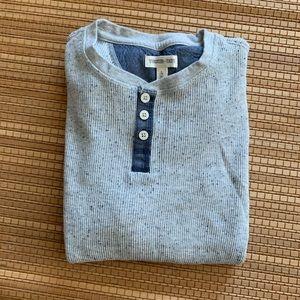 Tucker + Tate long sleeve shirt size S 7-8